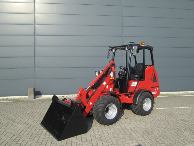 PACAM Wheel loader 233 Eco
