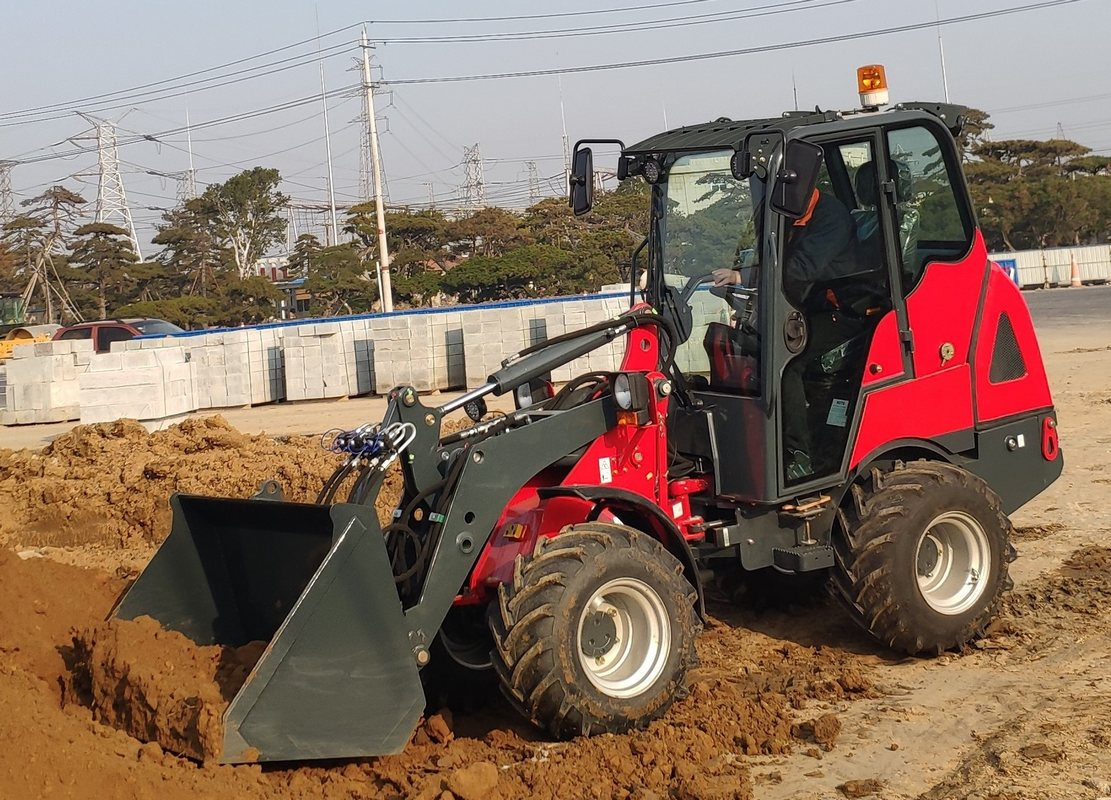 PACAM Wheel loader 233 HD