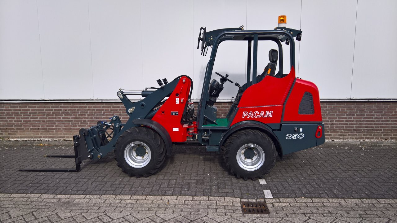 PACAM Wheel loader 350 Eco